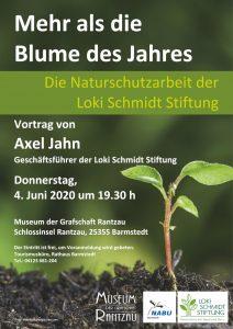 Die Naturschutzarbeit der Loki Schmidt Stiftung @ Museum der Grafschaft Rantzau