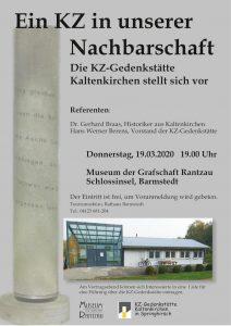 Ein KZ in unserer Nachbarschaft @ Museum der Grafschaft Rantzau